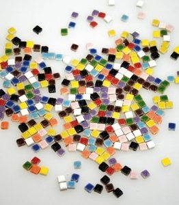 Billigtpyssel.se   Mosaikstenar 12 färger