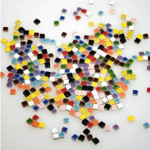 Billigtpyssel.se | Mosaikstenar 12 färger