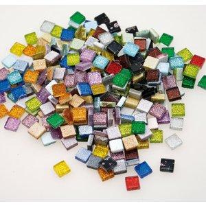 Billigtpyssel.se   Mosaikstenar glitter