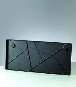Billigtpyssel.se   Mosaix Namnskylt för mosaik 50 x 23 cm - svart