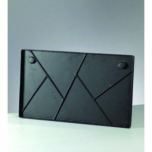 Billigtpyssel.se | Mosaix Namnskylt för mosaik 50 x 30 cm - svart