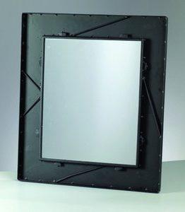 Billigtpyssel.se   Mosaix Spegelram för mosaik 45 x 52 cm - svart rektangulär