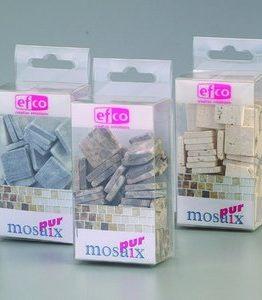 Billigtpyssel.se | MosaixPur - naturlig sten 20 x 20 x 4 mm - 200 g ~ 45 st.