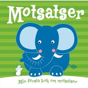 Billigtpyssel.se   Motsatser - pekbok