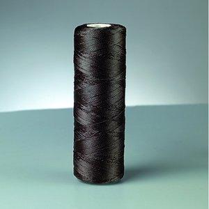 Billigtpyssel.se   Nylontråd - svart 494 m / 50 g fyrdubbel