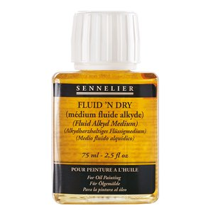 Billigtpyssel.se | Oljemedium Sennelier - Fluid'N Dry