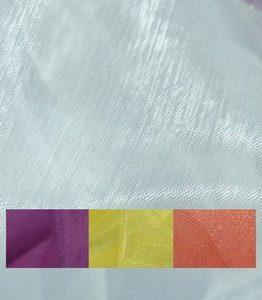 Billigtpyssel.se | Organzatyg enfärgat - 150 cm