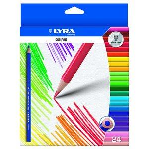 Billigtpyssel.se | Osiris Färgpenna 24-Pack