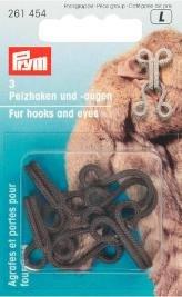 Billigtpyssel.se | Pälshäktor brun täckta 3 st
