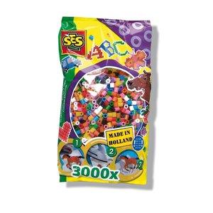 Billigtpyssel.se | Pärlor 3000 st grundfäger