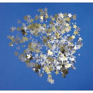 Billigtpyssel.se | Paljetter 100 g stjärnor