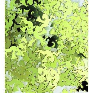 Billigtpyssel.se | Paljetter 11 mm - guld 20 g änglar