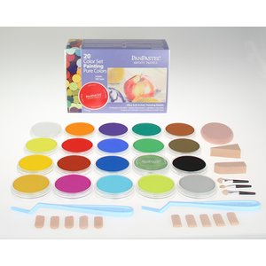 Billigtpyssel.se | PanPastel - 20 Color Sets Painting
