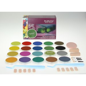 Billigtpyssel.se | PanPastel - 20 Color Sets Shades