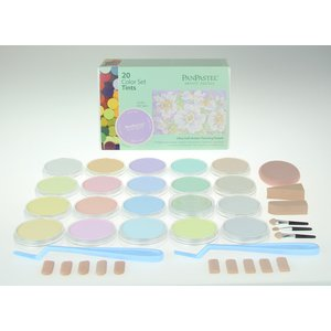 Billigtpyssel.se | PanPastel - 20 Color Sets Tints