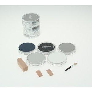 Billigtpyssel.se | PanPastel - Greys 5 Color Sets