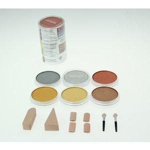Billigtpyssel.se | PanPastel - Metallic Set