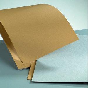 Billigtpyssel.se | Pappdyna DIN A4 - guld / silver 10 ark / 300 g / m²