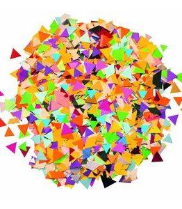 Billigtpyssel.se   Pappersmosaik Trekant mix - 200g