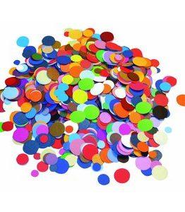 Billigtpyssel.se   Pappersmosaik cirkelmix - 200 g