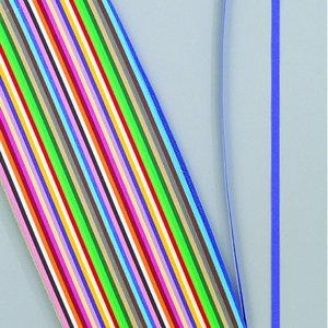 Billigtpyssel.se | Pappersremsor 160 x 3 mm - blandade 400 st. 130 g / m²