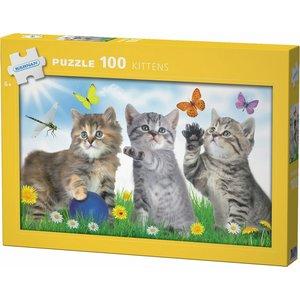 Billigtpyssel.se | Pappussel Kittens