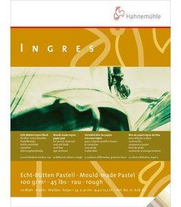 Billigtpyssel.se | Pastellblock Hahnemühle Ingres 100g - Vit