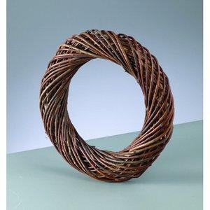 Billigtpyssel.se | Pilkrans ø 25 cm - naturlig