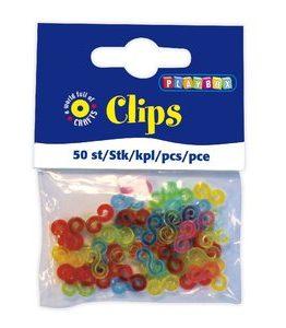 Billigtpyssel.se | Plastclips 50 st/fp
