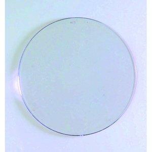 Billigtpyssel.se | Plasthänge 100 mm - kristallklar rund