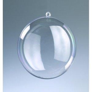 Billigtpyssel.se | Plastmedaljong 110 mm - 20-pack - kristallklar separerbar (PS)