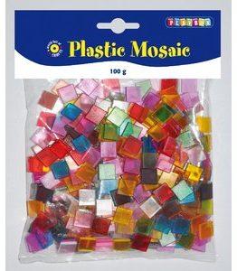 Billigtpyssel.se   Plastmosaik 10x10 mm