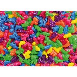 Billigtpyssel.se | Plastpärlor djur