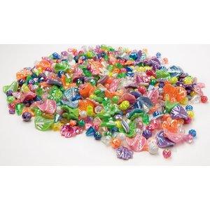 Billigtpyssel.se | Plastpärlor pärlemor