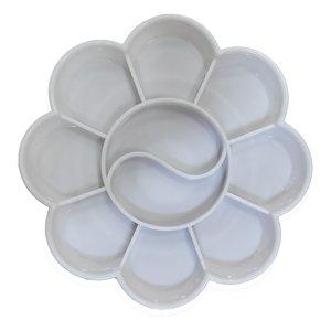 Billigtpyssel.se   Plastpalett - Blomma