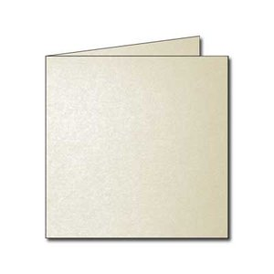 Billigtpyssel.se | Pollen Dubbelkort 160x160- 25-pack - Skimrande cream