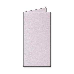 Billigtpyssel.se | Pollen Kort 105x297 - 25-pack - Skimrande salong rosa