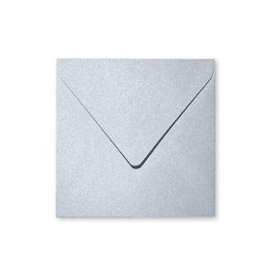 Billigtpyssel.se | Pollen Kuvert 165x165- 20-pack - Skimrande blå