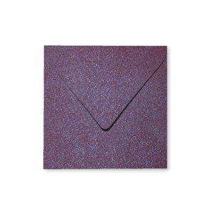 Billigtpyssel.se | Pollen Kuvert 165x165- 20-pack - Skimrande lila
