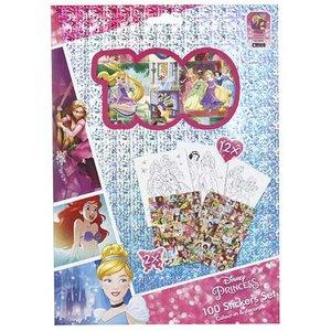 Billigtpyssel.se | Princess Stickers Sense - 100 st