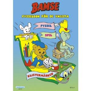 Billigtpyssel.se | Pysselbok Bamse