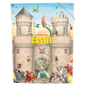 Billigtpyssel.se | Pysselbok - Create your Castle