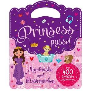 Billigtpyssel.se | Pysselbok Prinsesspyssel -  (Med klistermärken)