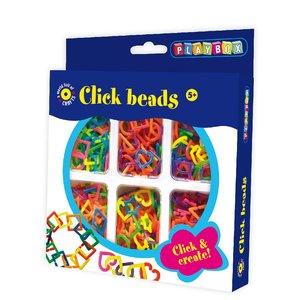 Billigtpyssel.se | Pysselset Click Beads