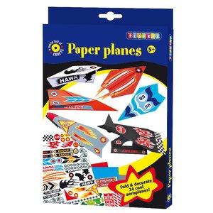 Billigtpyssel.se   Pysselset pappersflyg