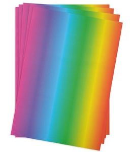 Billigtpyssel.se   Regnbågspapper 20-pack