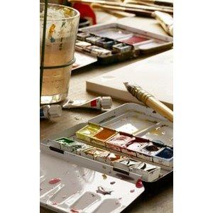 Billigtpyssel.se   Rembrandt Akvarellfärg 5 ml - Komplett serie