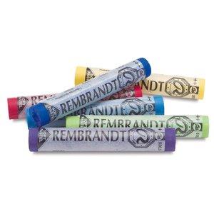Billigtpyssel.se | Rembrandt Soft Pastel - Röd