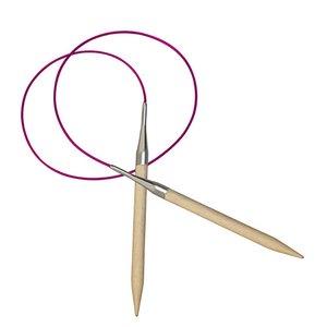 Billigtpyssel.se | Rundstickor Basix Birch - 150 cm