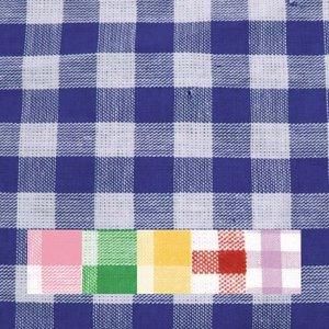 Billigtpyssel.se | Rutigt Bomullstyg Gingham - 140-147 cm (ca 20 olika mönsterval)